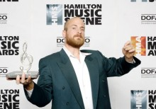 Wax - HamiltonMusicAwards - 2007