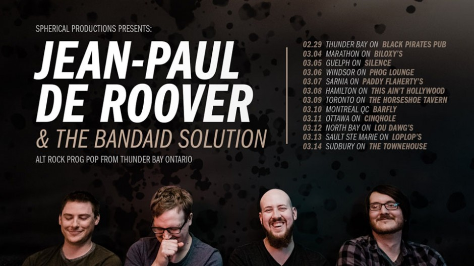 Jean Paul De Roover Tour mini